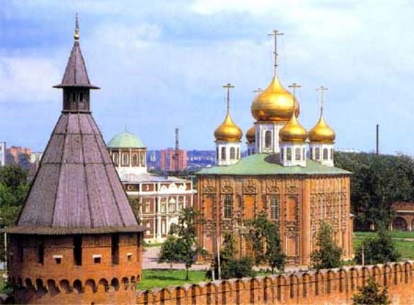 Однодневные и двухдневные туры по Золотому Кольцу России ...